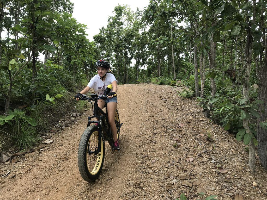 downhilling | Buzzy Bee Bike, Chiang Mai, Thailand