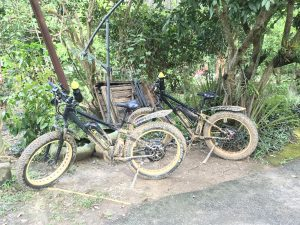 oh muddy E-biking day | Buzzy Bee Bike, Chiang Mai, Thailand