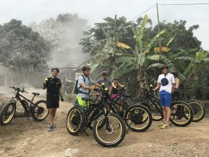 oh dusty E-biking day | Buzzy Bee Bike, Chiang Mai, Thailand