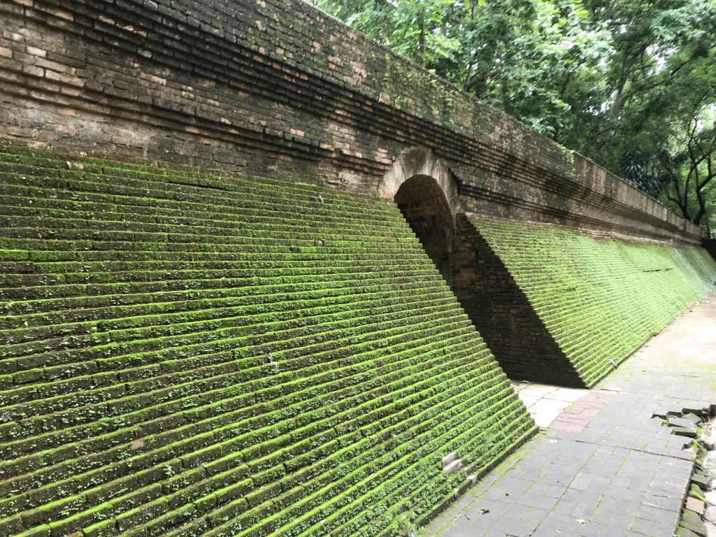 visit Wat Umong | Buzzy Bee Bike, Chiang Mai, Thailand