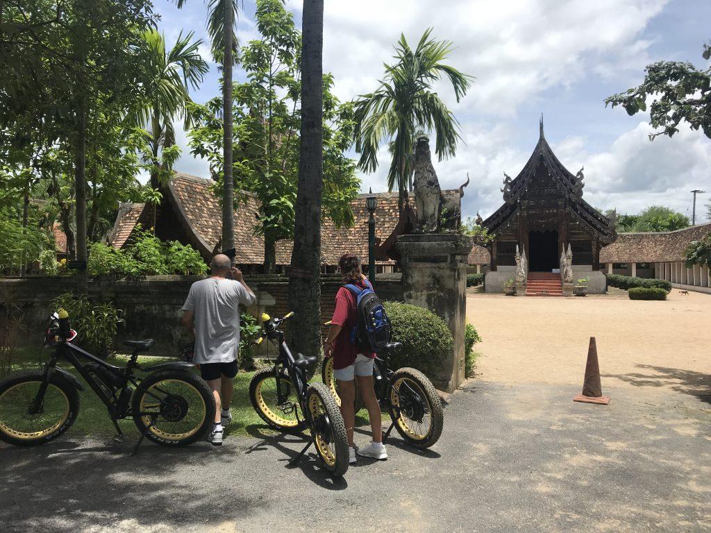 visit Wat Ton Kwen | Buzzy Bee Bike, Chiang Mai, Thailand
