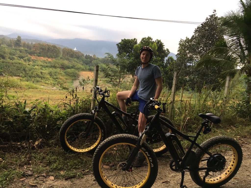 stop at old quarry   Buzzy Bee Bike, Chiang Mai, Thailand