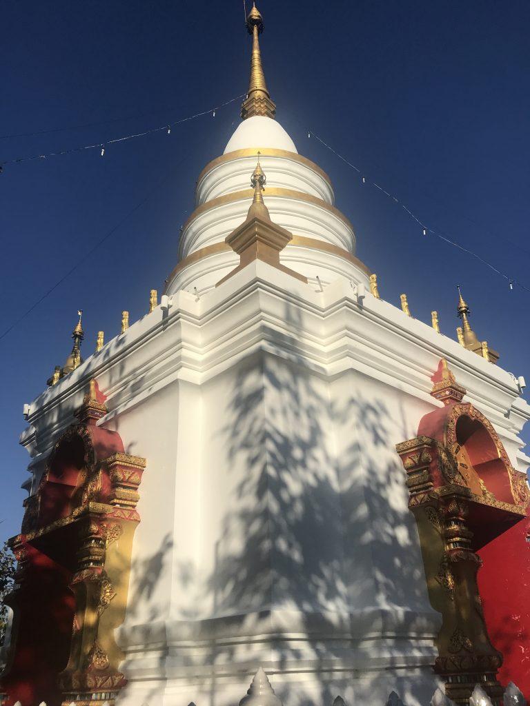Wat Doi Ku Kham | Buzzy Bee Bike, Chiang Mai, Thailand