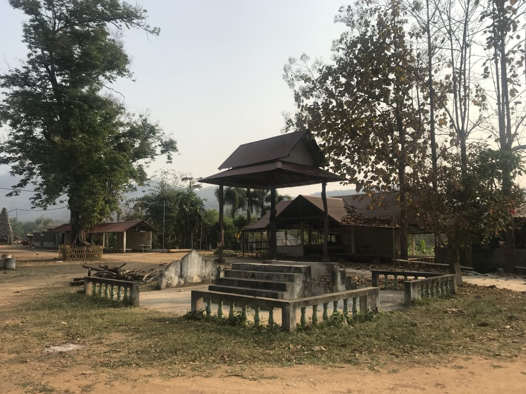 Thai crematorium | Buzzy Bee Bike, Chiang Mai, Thailand