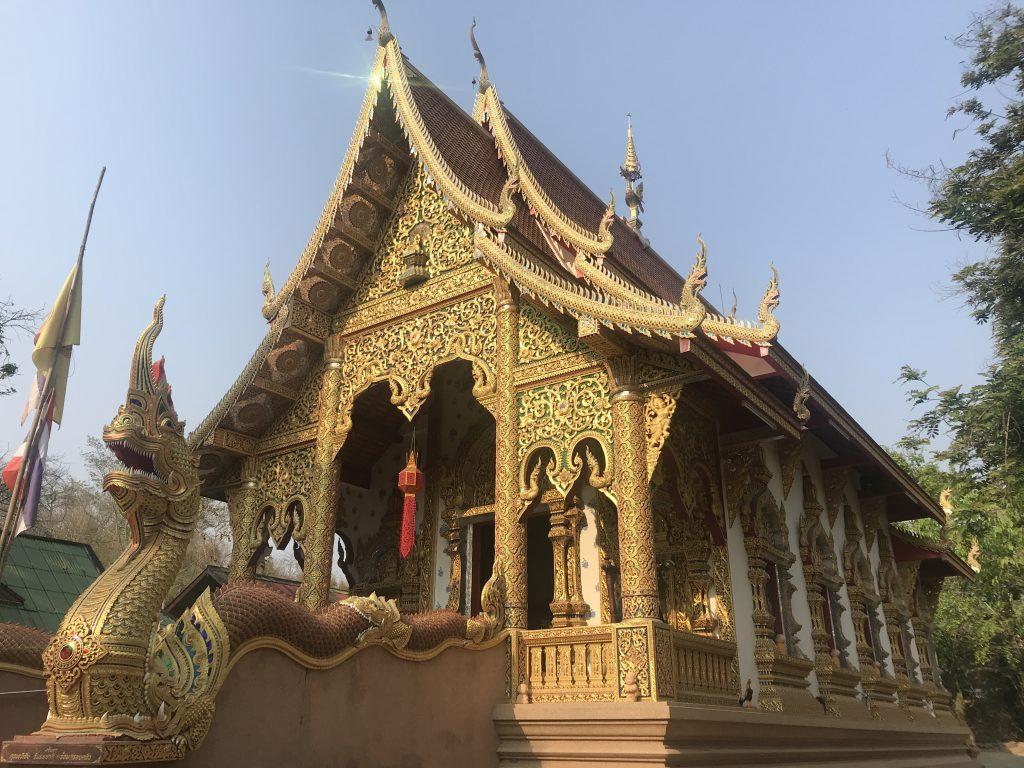 Wat Suan Prig | Buzzy Bee Bike, Chiang Mai, Thailand