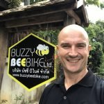 Joost | Buzzy Bee Bike, Chiang Mai, Thailand